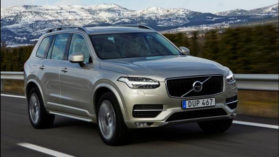 Volvo XC90, il futuro che già si tocca con mano