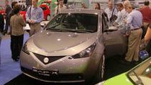 ZAP-X Crossover SUV Concept