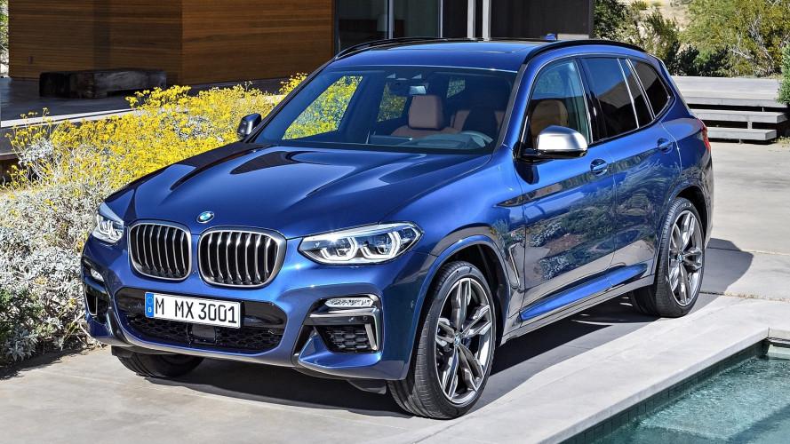 BMW, quattro novità assolute per Francoforte