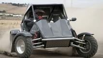 Veyron Chasing Rage Buggie Debuts in Australia