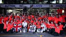 Team McLaren, Australian Grand Prix, 18.03.2012