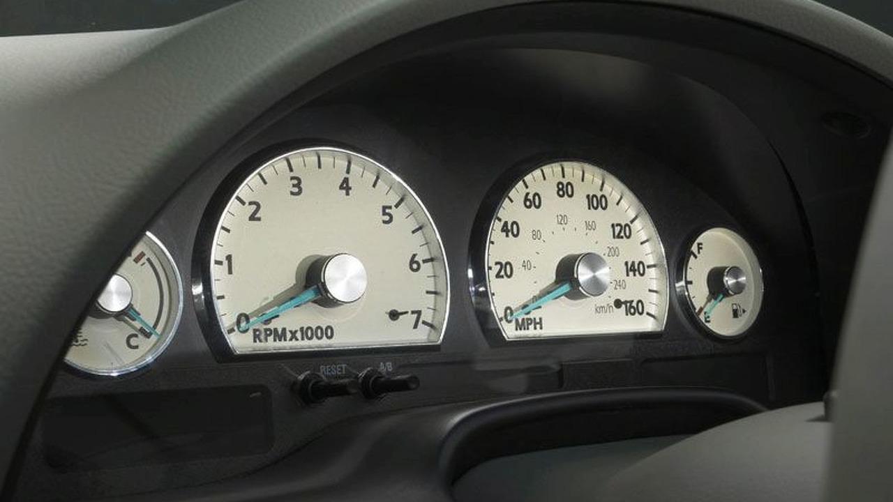 2005 Ford Thunderbird Interior