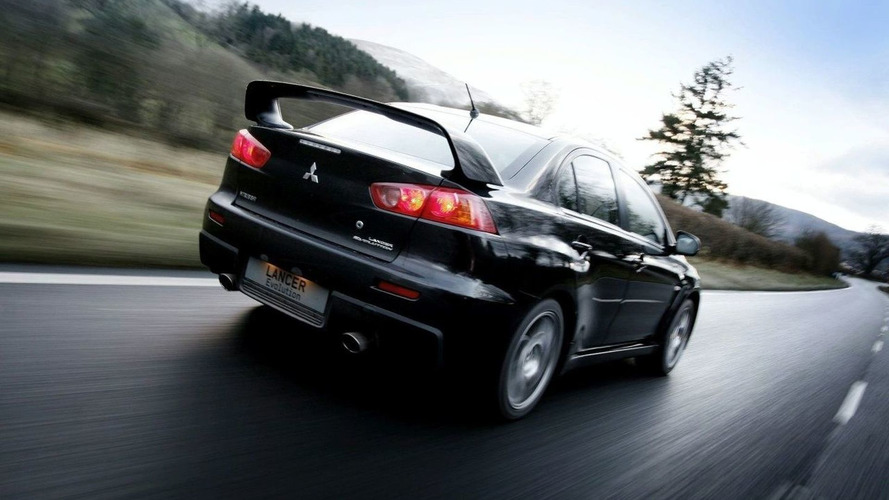 Mitsubishi Confirms 400hp Evo X FQ400 for the Street