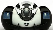 Peugeot Design Study RD by Carlos Arturo Torres Tovar