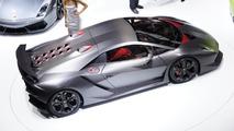 Lamborghini Sesto Elemento Concept live in Paris 30.09.2010