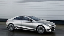Mercedes F800 Style Concept Revealed - Previews Next CLS-Class