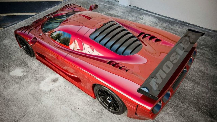 2012 Mosler Raptor announced