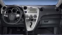 2011 Toyota Matrix facelift - 09.2.2011