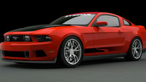 2010 Ford Mustang by Steeda Autosports