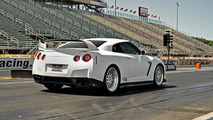 900 hp Ethanol Nissan GTR by Switzer Performance
