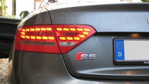 Audi S5 LED Rear Lamps & 3G MMI Coming Soon