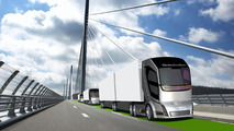 Volvo Green Corridors transport project