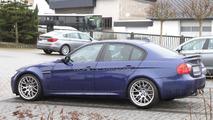 BMW M3 GTS Sedan spied 05.04.2011