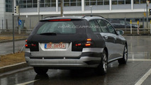 2010 Mercedes-Benz E-Class wagon prototype