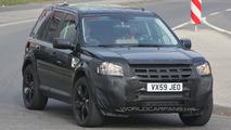 Land Rover LRX Test Mule