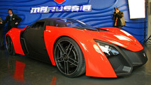 Marussia B2, 1600, 16.09.2010