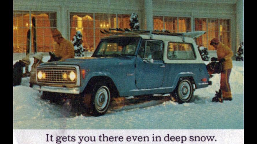 Jeep Commando Pickup