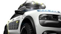 Citroen bringing C4 Cactus Aventure concept to Geneva Motor Show
