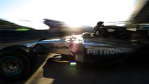 Lewis Hamilton 30.01.2014 Formula One Testing Jerez Spain
