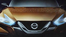 Nissan concept for the 2014 North American International Auto Show 24.08.2013