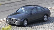2014 Mercedes C-Class spy photo 26.8.2013