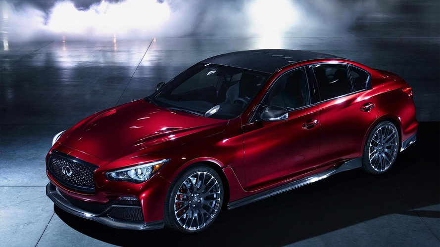 Infiniti hints Q50 Eau Rouge could still happen, eventually