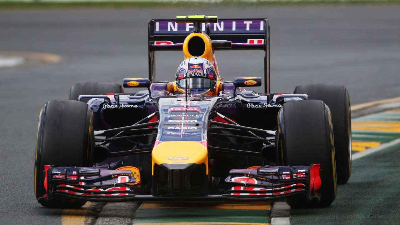 Daniel Ricciardo (AUS), 16.03.2014, Australian Grand Prix, Albert Park, Melbourne / XPB