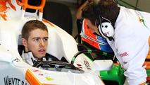 Paul di Resta, British Grand Prix, 28.06.2013