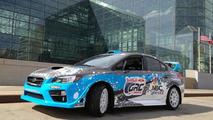 2015 Subaru WRX STI (Rallycross-spec)