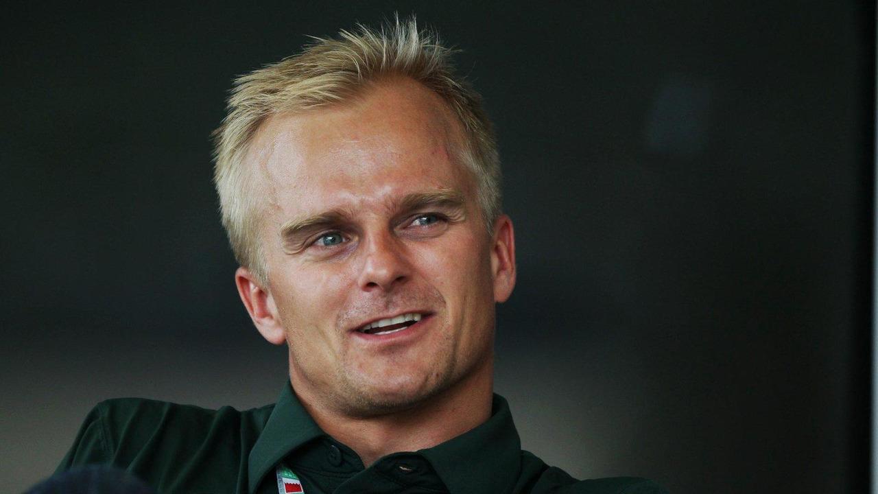 Heikki Kovalainen  Bahrain Grand Prix