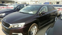 Citroen DS 5LS spotted in China from all angles