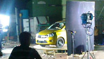 2014 Suzuki/Maruti Celerio spotted during photo session ahead of next month's debut