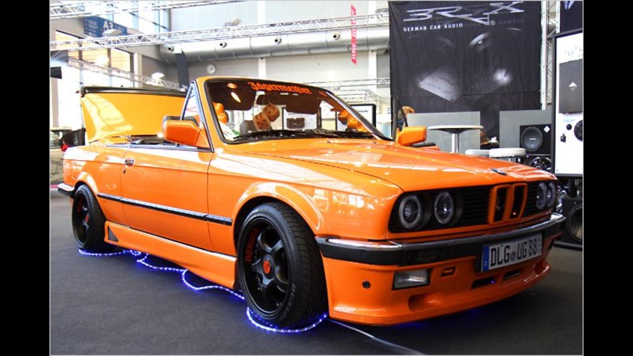 BMW 3er Jägermeister Cabrio
