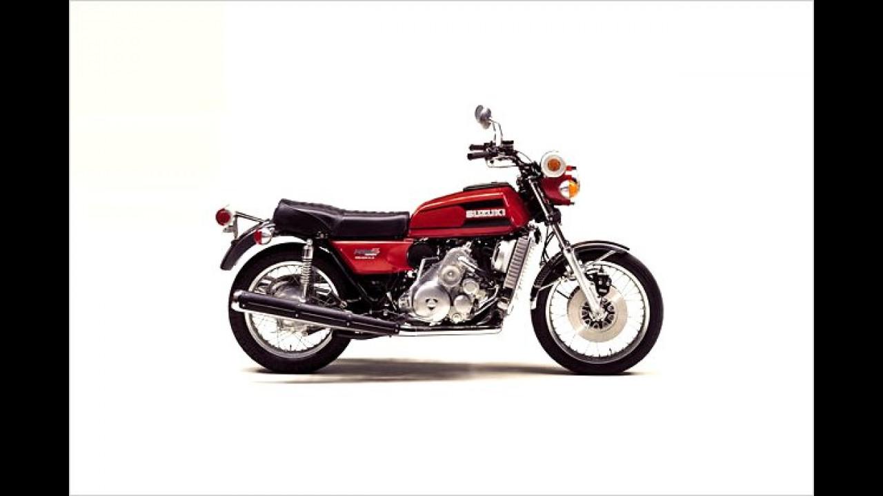 Suzuki RE5 (1974)