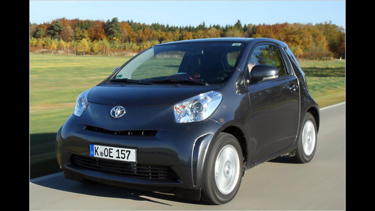 Toyota iQ 1.0
