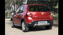 Dacia fürs Gelände