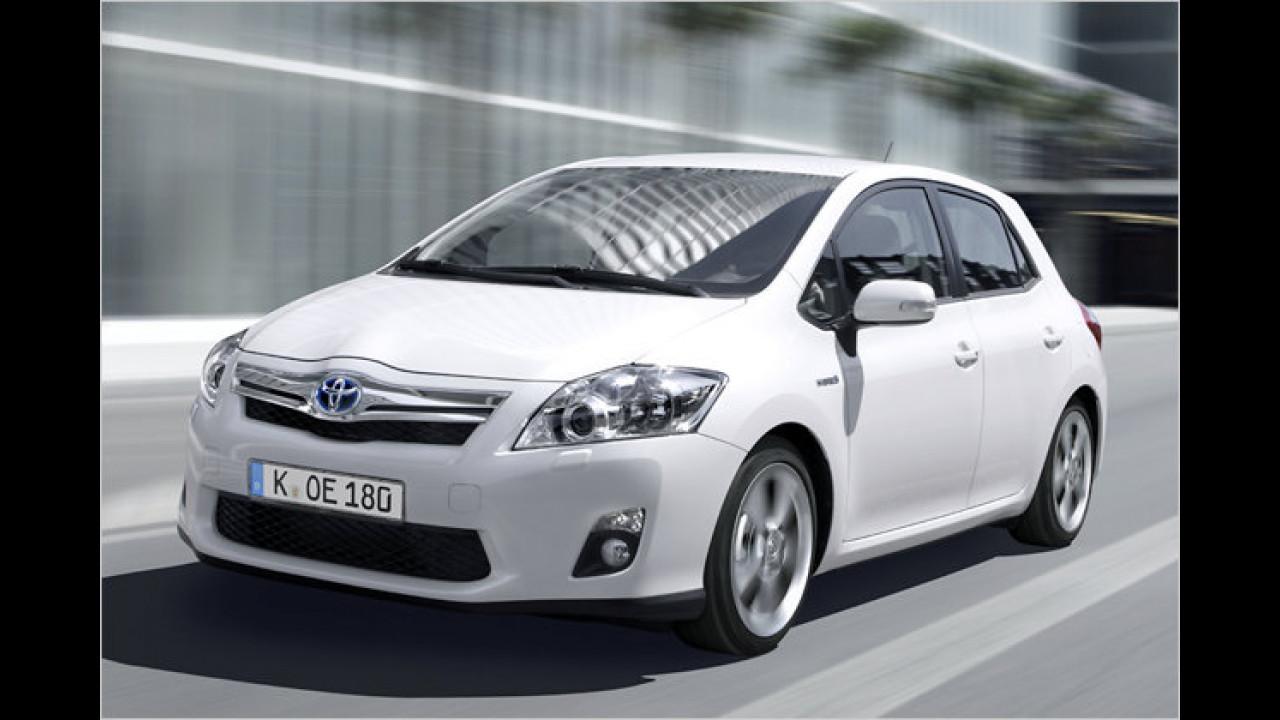 Toyota Auris 1.8 Hybrid Life