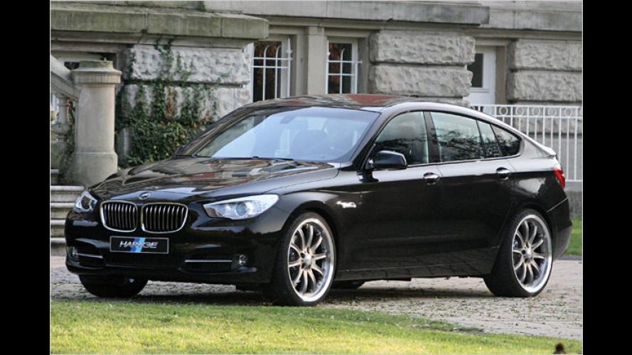 Hartge BMW 5er GT: Erstes Tuningpaket für den Bayern