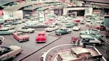 1955 Motorama Display