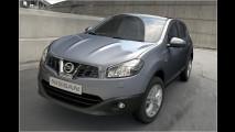 Nissan Qashqai: Facelift