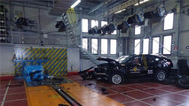 Stelvio crash-test