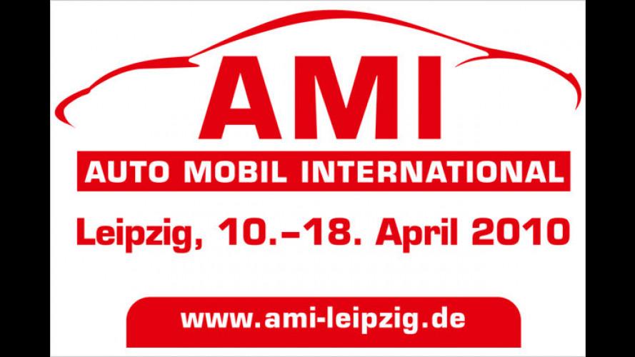 AMI Leipzig: Automesse beginnt am 10. April 2010