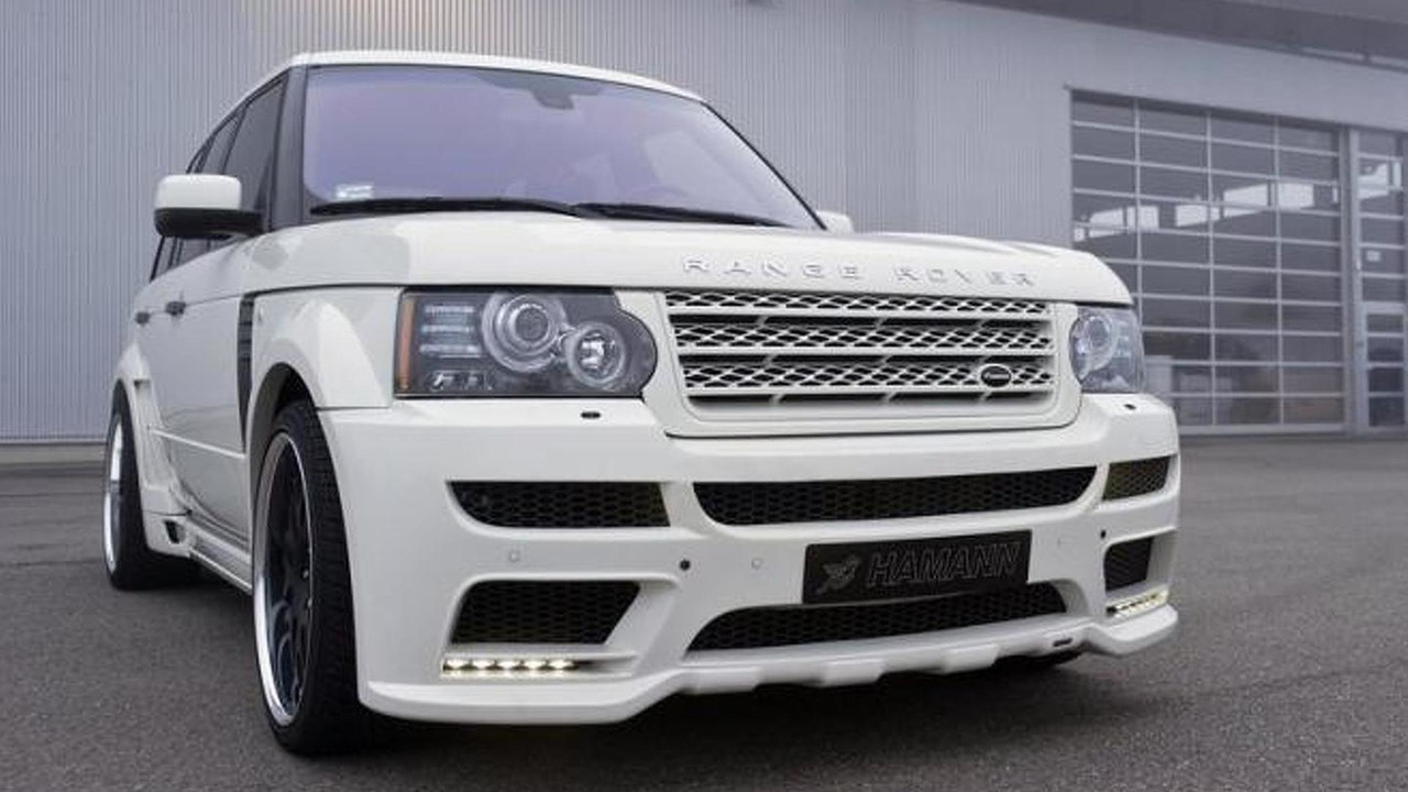 Range Rover 5.0i V8 Supercharged by Hamann - 28.11.2011