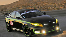 Kia Optima Hybrid Pace Car for SEMA - 2.11.2011