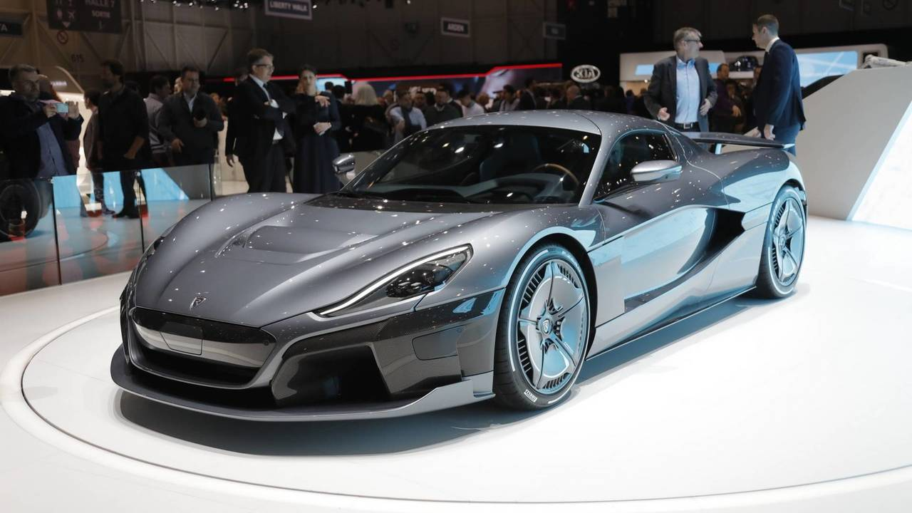 1. Rimac C_Two