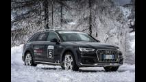 Audi A4 allroad quattro, la prova tutta in una notte [VIDEO]