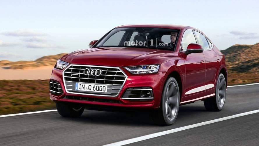 Audi Q6 2019, así podría ser el futuro SUV deportivo alemán