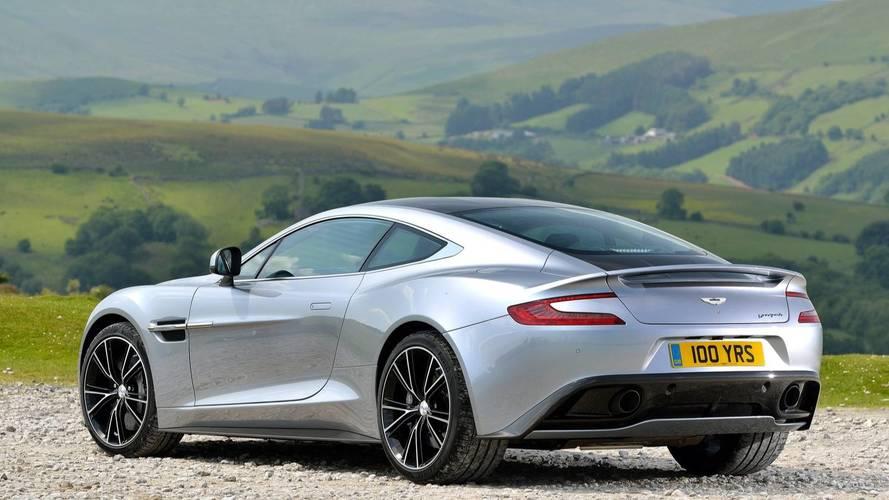 Aston Martin Vanquish Centenary Edition