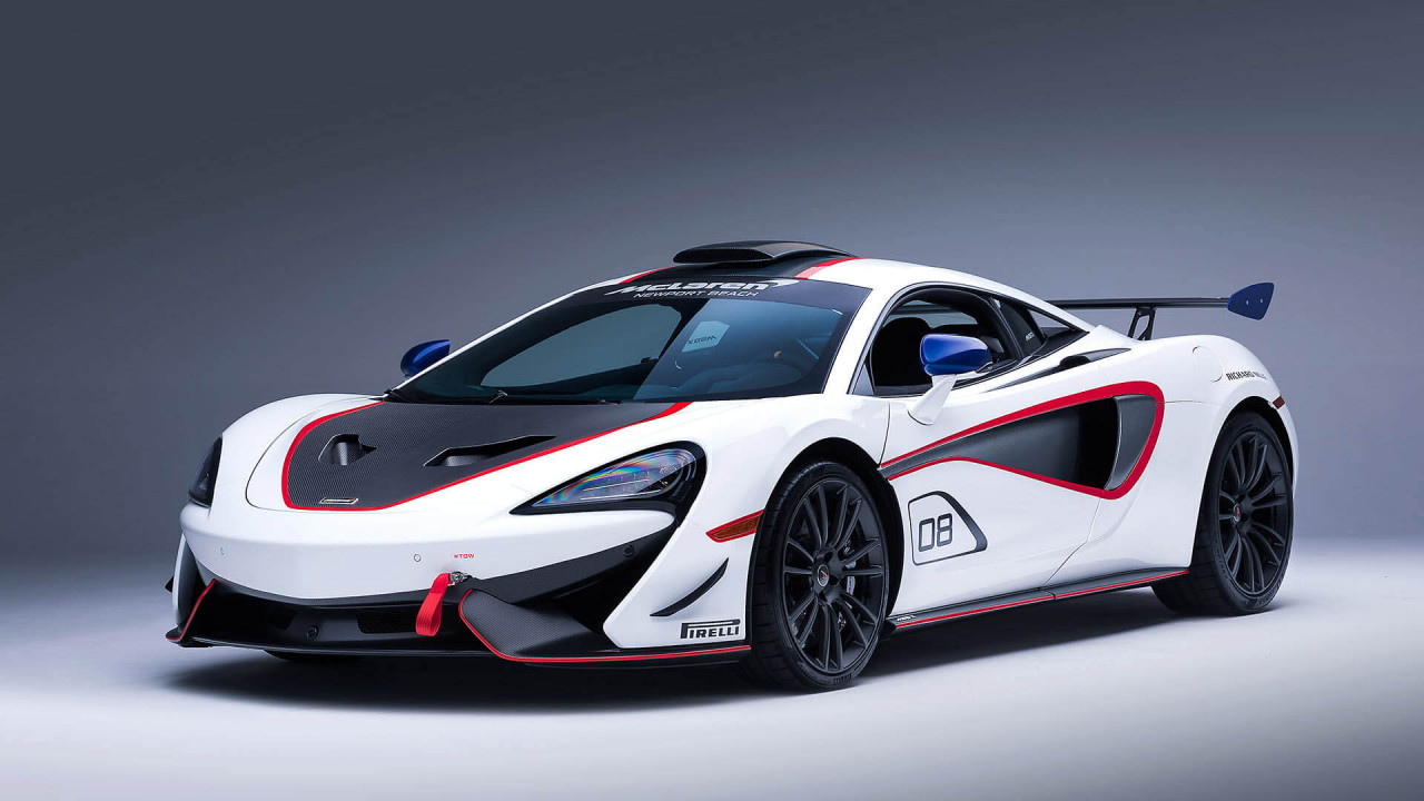 McLaren суперкар фон бесплатно