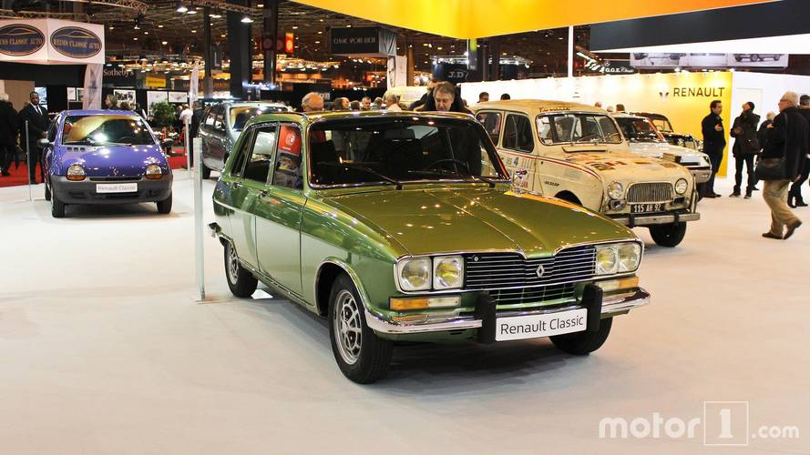 PHOTOS - Renault et Alpine au Salon Rétromobile 2018